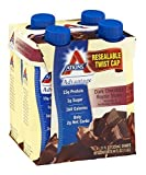 Advantage Ready To Drink Shake (Tetra-Can) Dark Chocolate Royale ( Value Bulk Multi-pack)