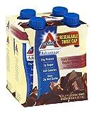 Advantage Ready To Drink Shake (Tetra-Can) Dark Chocolate Royale ( Value Bulk Multi-pack)