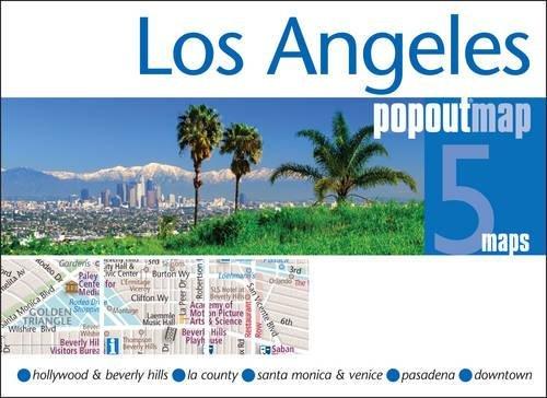 Los Angeles PopOut Map (PopOut Maps) pdf