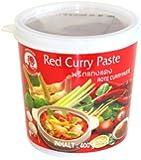 Pasta al curry rojo, 400 g (Import Thailande)