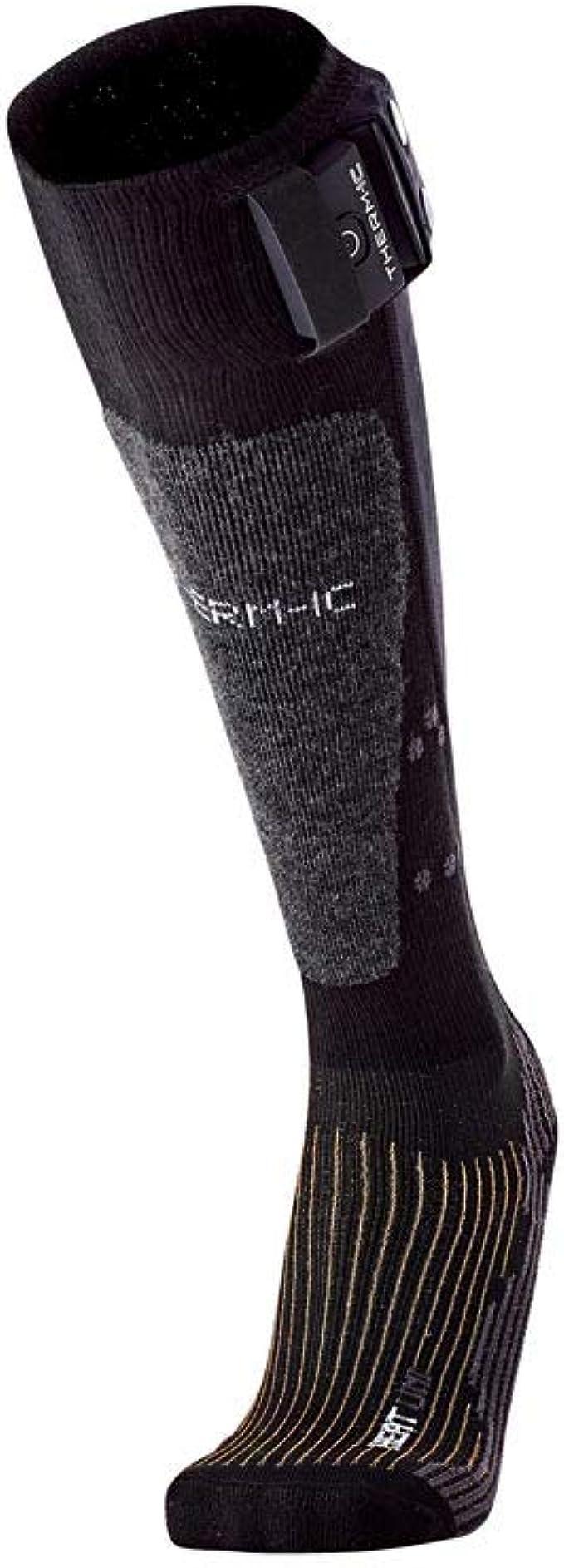 best heated ski socks