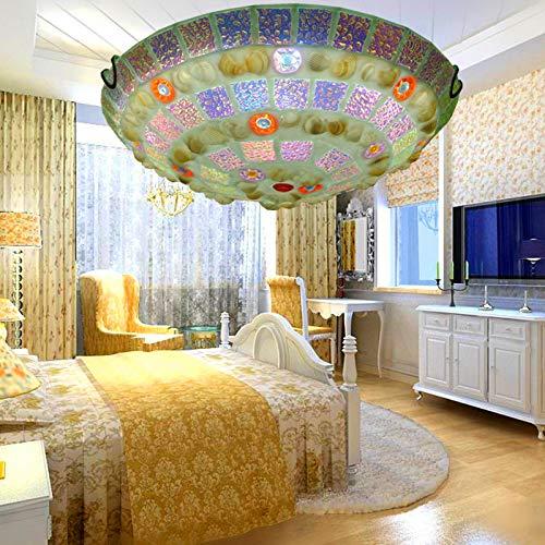 JINSHUL Schlafzimmer Deckenleuchte LED LED LED Deckenleuchte Deckenleuchte Gang Balkon Licht (Größe   30cm) B07HVPVNZQ | Realistisch  f1bb79