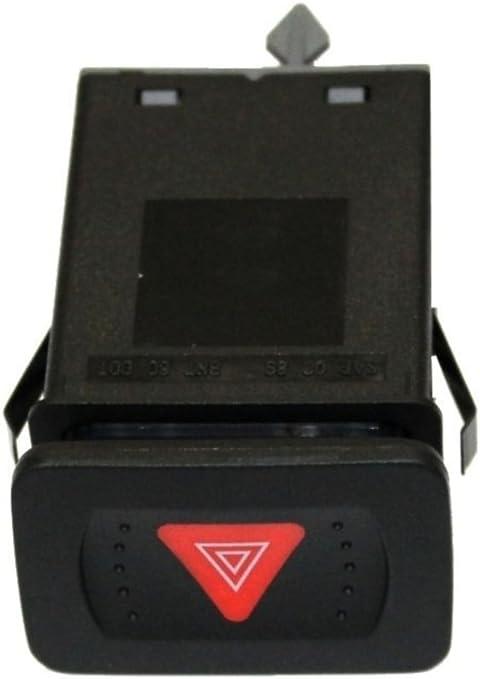 AERZETIX: Boton conmutador para luces de emergencia de coche ...