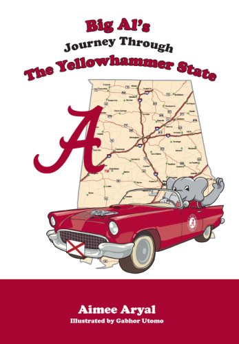 Big Al's Journey Through the Yellowhammer State ebook