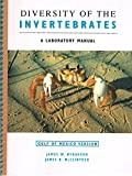 img - for The Diversity Of Invertebrates: A Laboratory Manual Gulf of Mexico Version book / textbook / text book