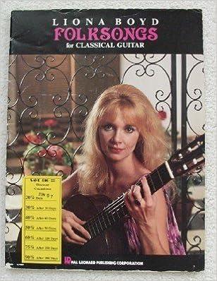 Scarica libri pdf gratuito Liona Boyd Folksongs for