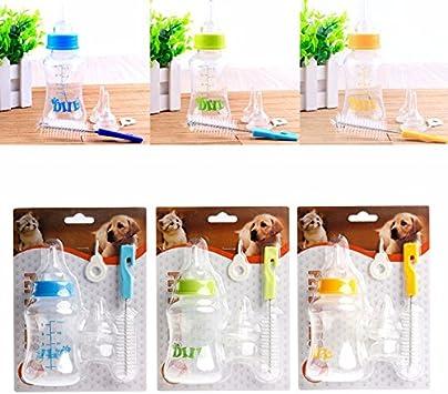 Kits de biberones de enfermería para mascotas,Juego de biberón ...