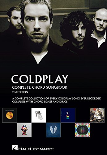 Coldplay - Complete Chord Songbook: 2nd Edition