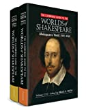 img - for The Cambridge Guide to the Worlds of Shakespeare 2 Volume Hardback Set book / textbook / text book