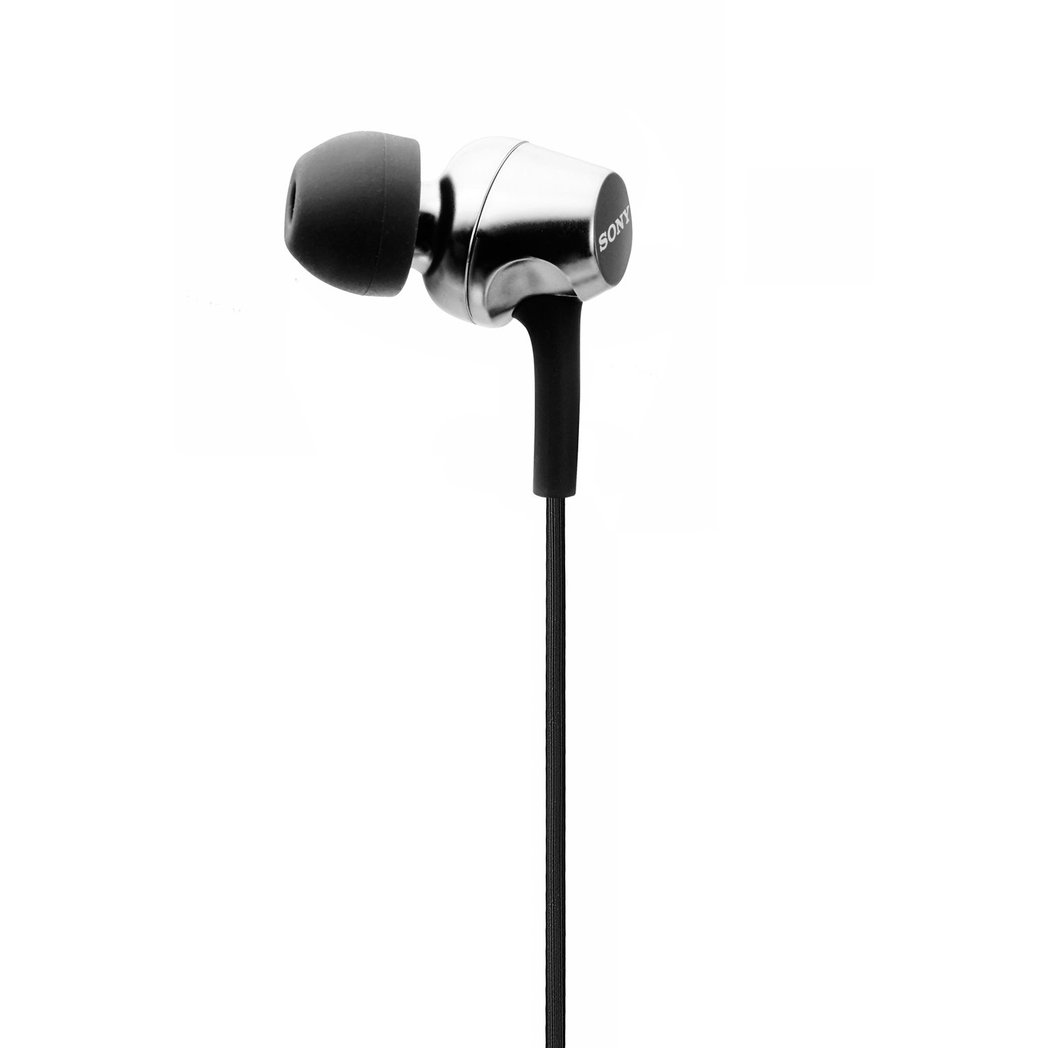 Sony MDR-EX150 In-Ear Headphones (Black)