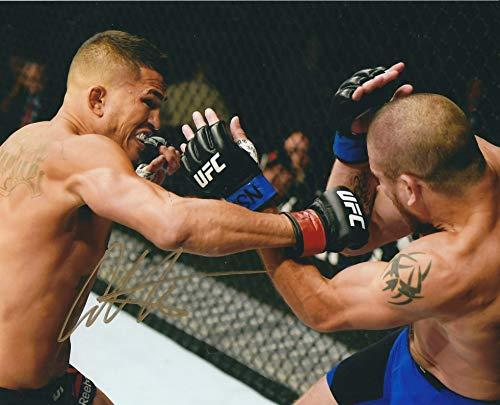 Autographed Anthony Pettis UFC & MMA 8x10 photo with COA