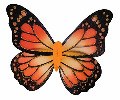 [Forum Novelties 74722 Women's Butterfly Wings, Monarch] (Orange Adult Butterfly Costumes)