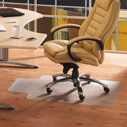 PVC Home Office Chair Floor Mat For Wood Tile by Unknown (Image #1)