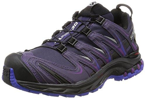 Pour Salomon Pied nightshade Femme Trail 3d Grey Violet Pro De Course Bkl Xa Chaussures Gtx wIqtpRxF