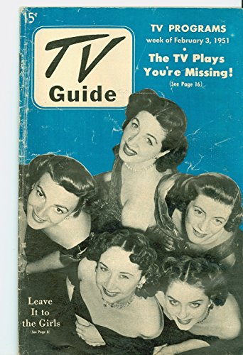 1951-tv-guide-february-3-cast-of-leave-it-to-the-girls-48-pgs-ny-metro-edition-good-to-very-good-2-1