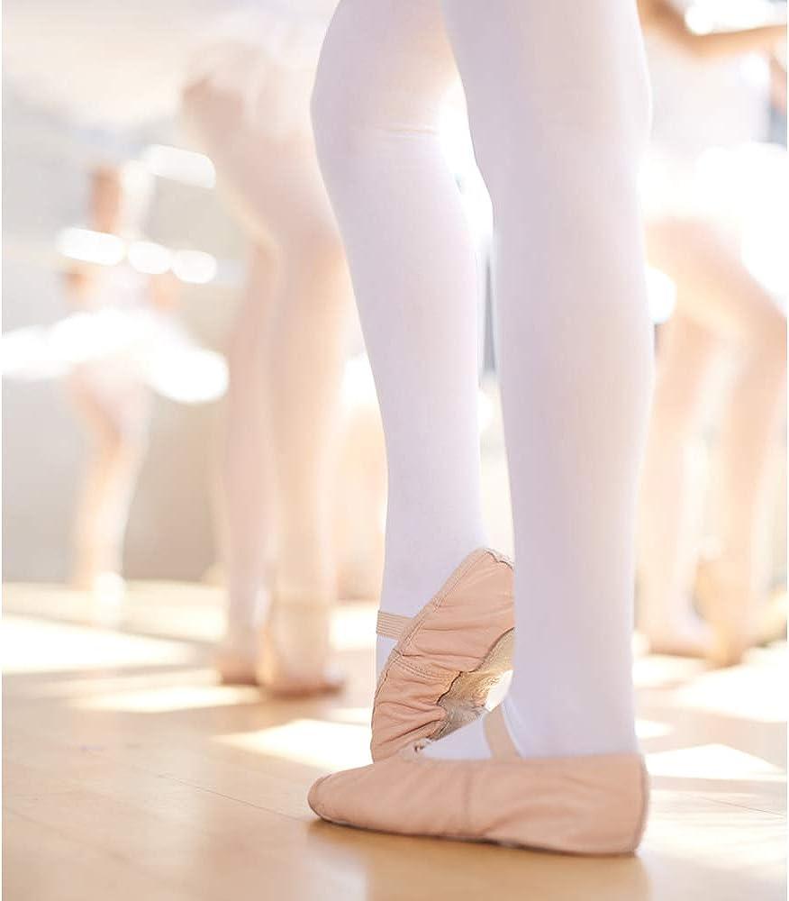 Toddler//Little Kid//Big Kid//Women//Boy STELLE Girls Canvas Ballet Slipper//Ballet Shoe//Yoga Dance Shoe