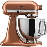 : KitchenAid® 5 Quart Artisan Stand Mixer Copper Pearl KSM150PSCE