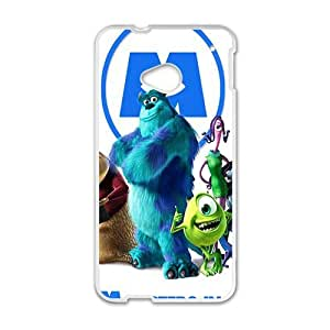 SANYISAN Monsters Inc Case Cover For HTC M7