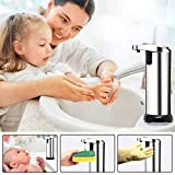 Touchless Automatic Soap Dispenser, Hands-Free