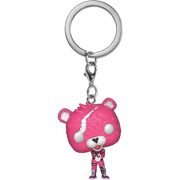 Funko- Pocket Pop Keychain: Fortnite: Cuddle Team Leader ...