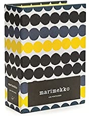 Marimekko Postcard Box: 100 Postcards (Marimekko Stationery Notecard Set, Blank Postcards for Thank You Notes)