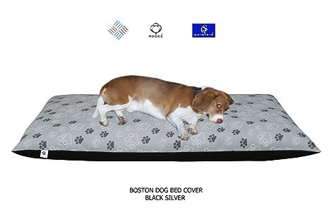 QAISIRIA - Funda de Cama para Mascota con Cremallera extraíble – Varios diseños Disponibles en 2
