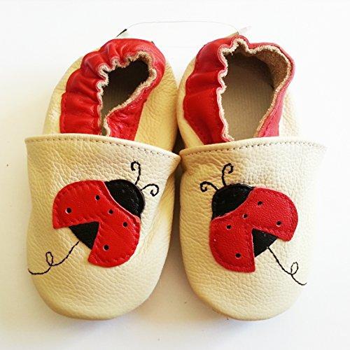 Calçados Bebê Igilli De Bebê Rouge Meses Menina Puschen 12 Bege Sapatos 18 qBZTwA