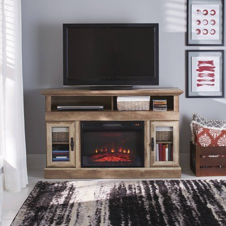 60 inch fireplace tv stand - 2