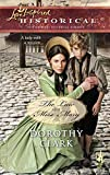 Front cover for the book The Law and Miss Mary by Dorothy Clark