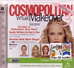 Cosmopolitan Virtual Makeover Sampler (Jewel Case)