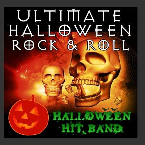 Rock Band Halloween Songs (Ultimate Halloween Rock &)