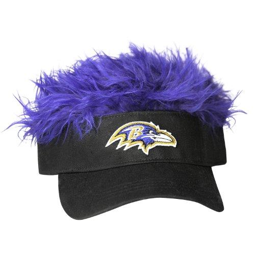 The Northwest Company NFL Baltimore Ravens Flair Hair