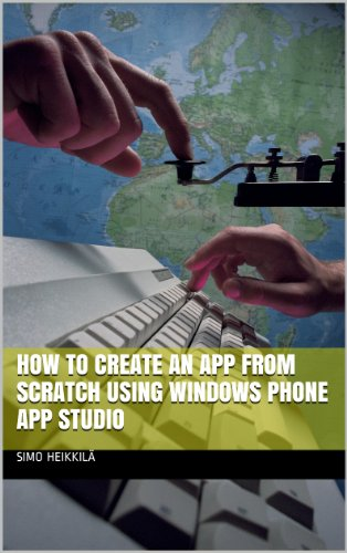 How to create an app from scratch using Windows Phone App
