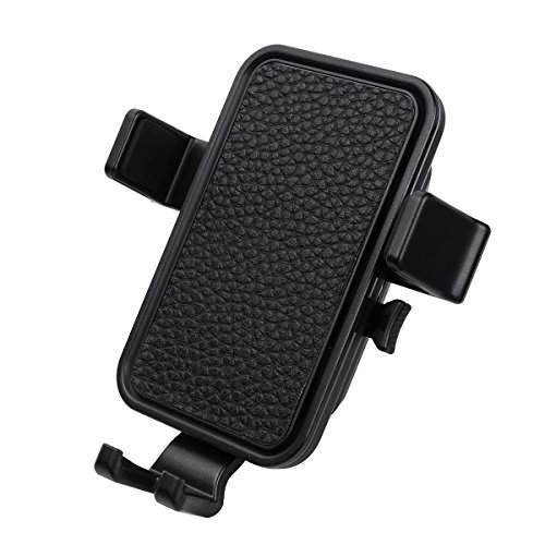 Wireless Car Charger Mount Qi Tvird Dashboard & Windshield Car Phone Mount Holder 10W Charge for Samsung Galaxy S8 S7/S7 Edge, Note 8 5, Standard Charge for iPhone X, 8/8 Plus and Qi Enabled Devices