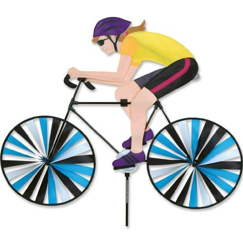 Road Bike Spinner - Lady by Premier Kites by Premier Kites
