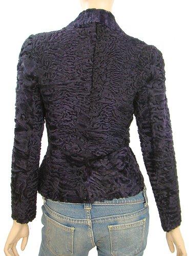 Prada Jacket - Purple Karakul Fur Jacket MINT Size It38 at Amazon Women's  Coats Shop
