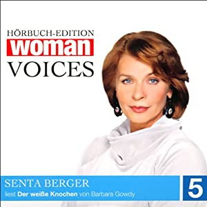 Der weiße Knochen (WOMAN Voices Edition 5) Hörbuch