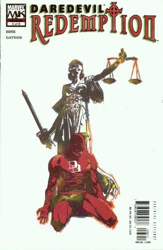 Daredevil: Redemption #5