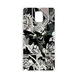 Samsung Galaxy Note 4 Cell Phone Case White Marvel comic 003 HIV6755169575879