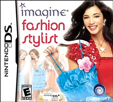 Amazon Com Imagine Fashion Stylist Nds Ubisoft Video Games