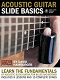 Acoustic Guitar Slide Basics, David Hamburger, 1423445783