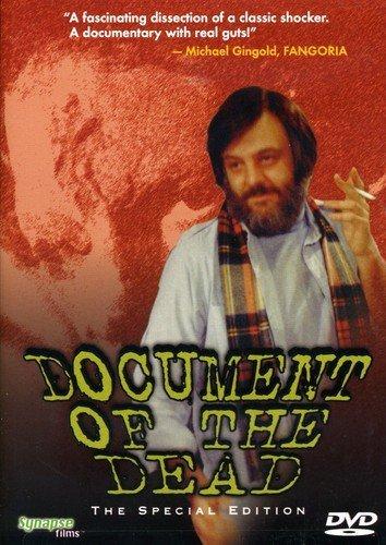 Document of the Dead (Full Screen) George A. Romero John Amplas Carl Augenstein Steve Bissette