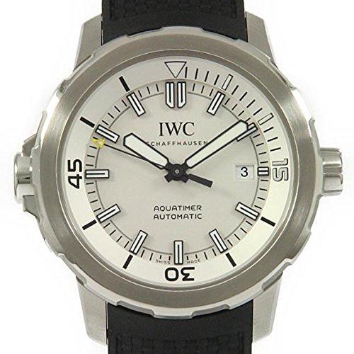 [アイダブリューシー] IWC IW329003 アクアタイマー 自動巻(2600027425237) 中古 B07D6Q8J6L