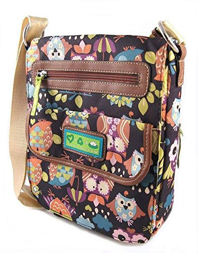 Hoot Smartphone Tablet Lily Bloom What Crossbody a Bag fOgaf0qExw