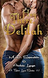Hey There, Delilah... (A Taboo Love series Book 1) (English Edition)