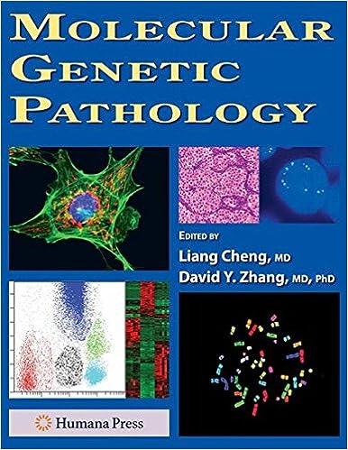 Molecular Genetic Pathology: Amazon co uk: Liang Cheng