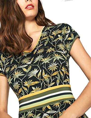 Vestido Verde Khaki Khaki Surkana Garden Vestido Verde Surkana Vestido Surkana Garden 54Wqq7xZf