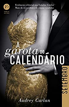 A garota do calendário: Setembro (Portuguese Edition) by [Carlan, Audrey]