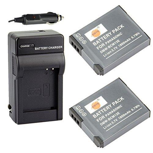 DMW BCM13 Battery Panasonic DMC TZ60 DMW BCM13E