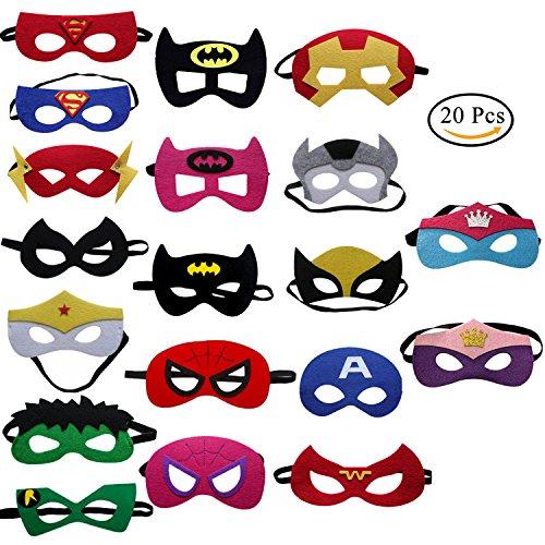 Superman Eye Mask - 6